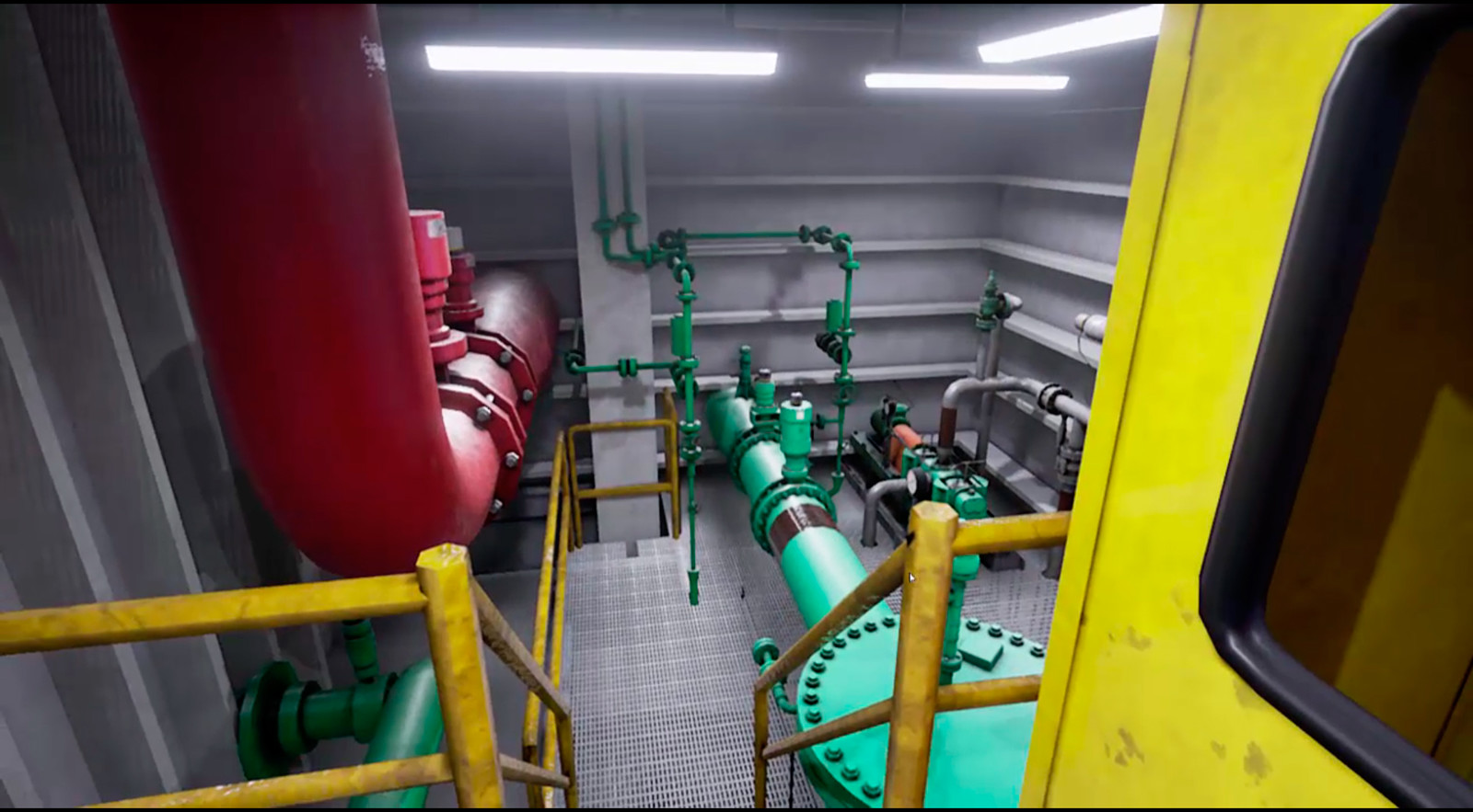 Pipe Room 1