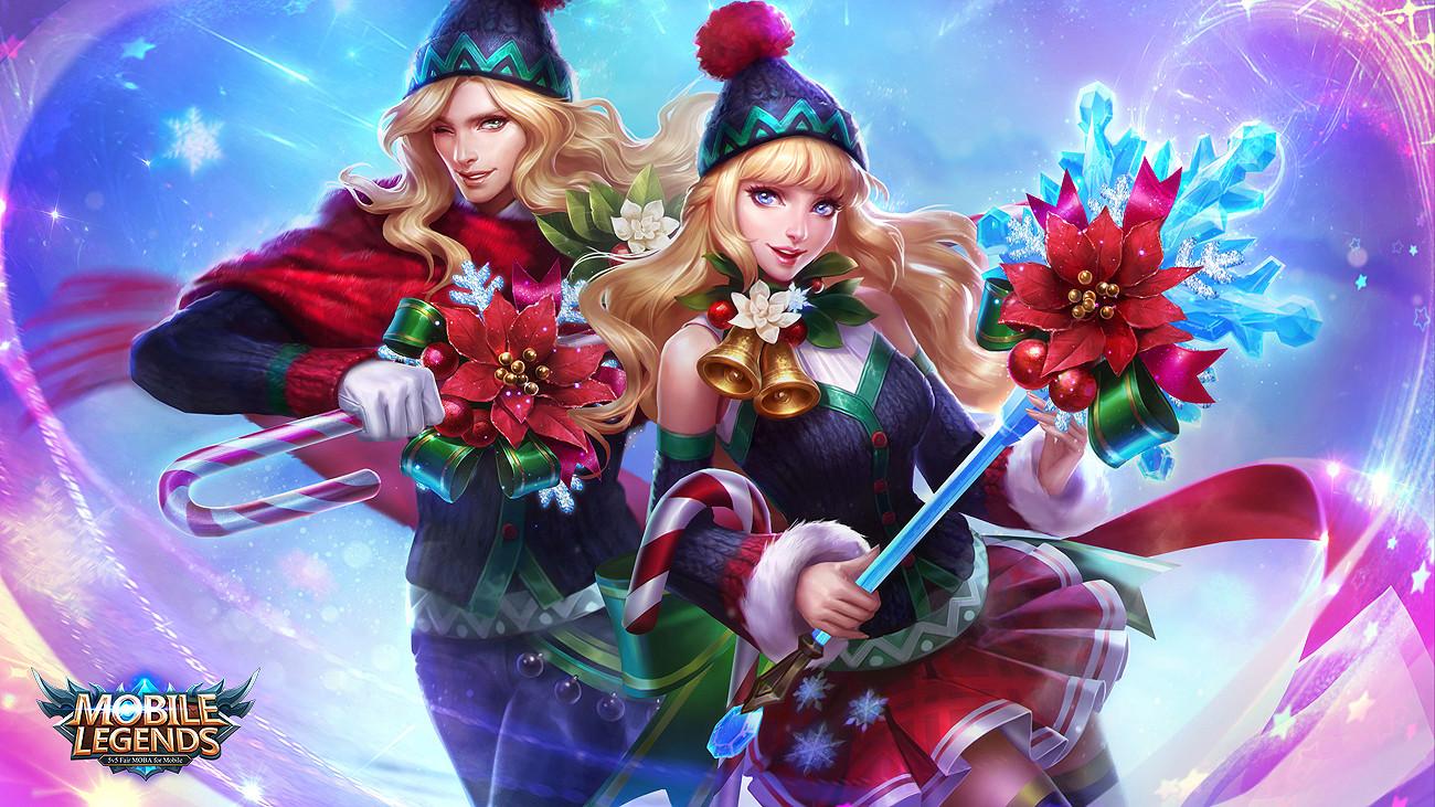 Christmas Carnival Lancelot.Artstation Lancelot Odette Christmas Carnival Lasso