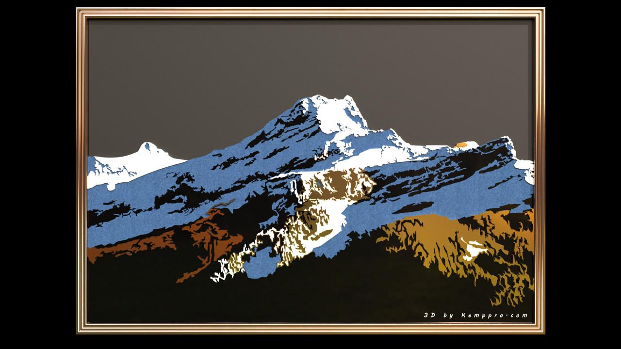 Duane kemp 19 diableret mountain logo 02 metal hclass scene 7