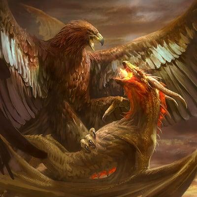 Antonio j manzanedo eagle and dragon manzanedo 2