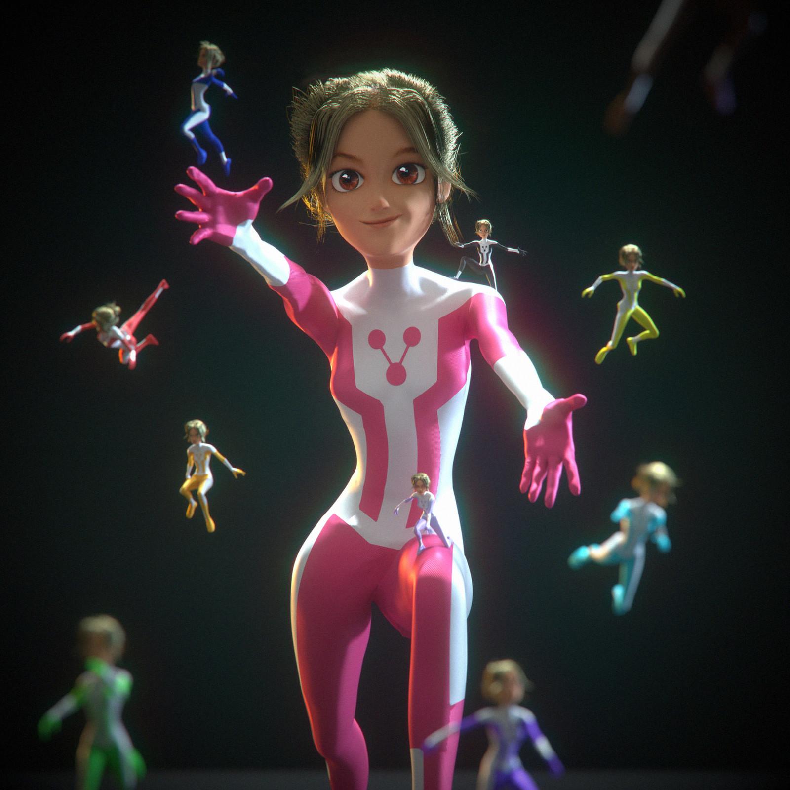 Superhero Solo #11