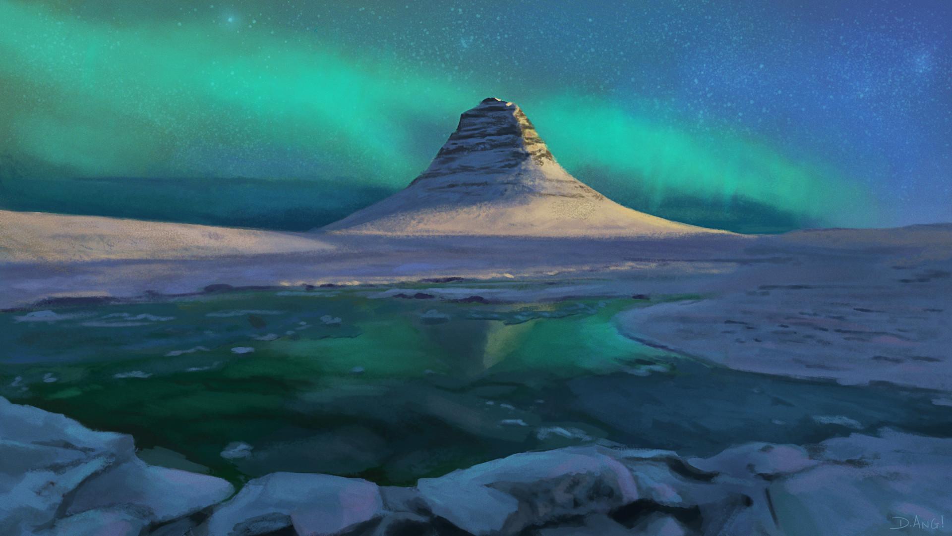 Daniel ang iceland study5