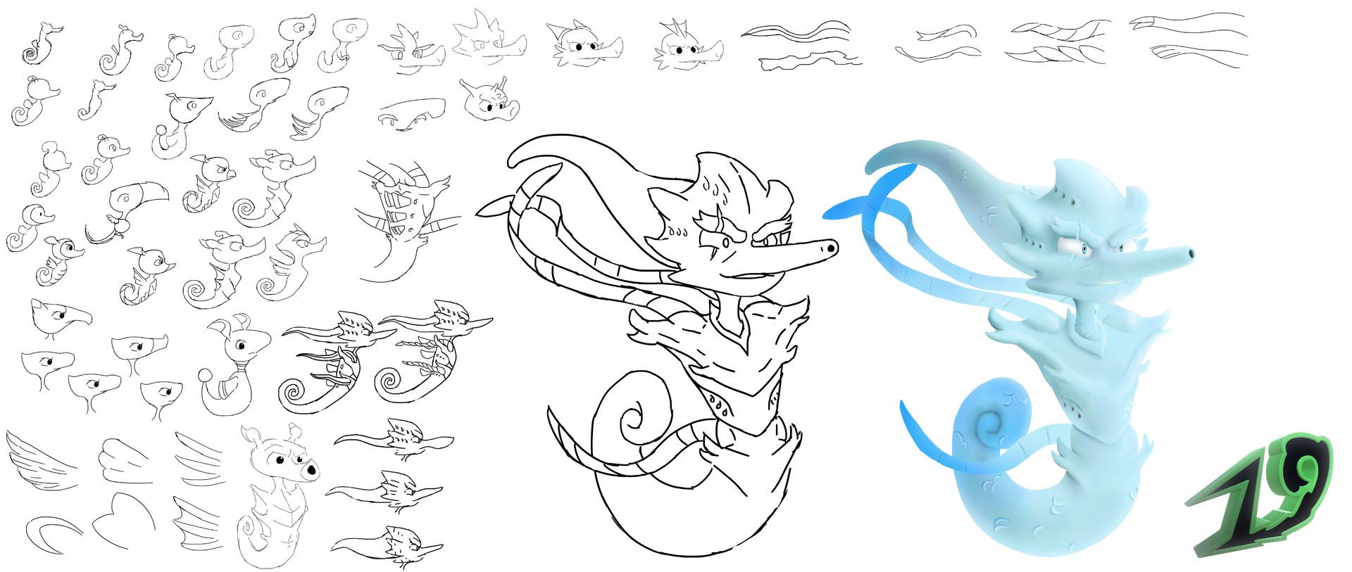 Matthew ramirez concept sketches fred 001