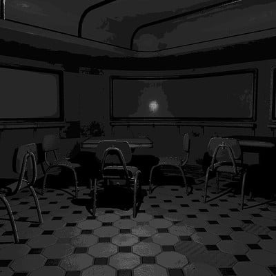 Noir Comic -  VR Game