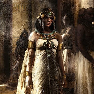 Murat gul cleopatra by muratgul