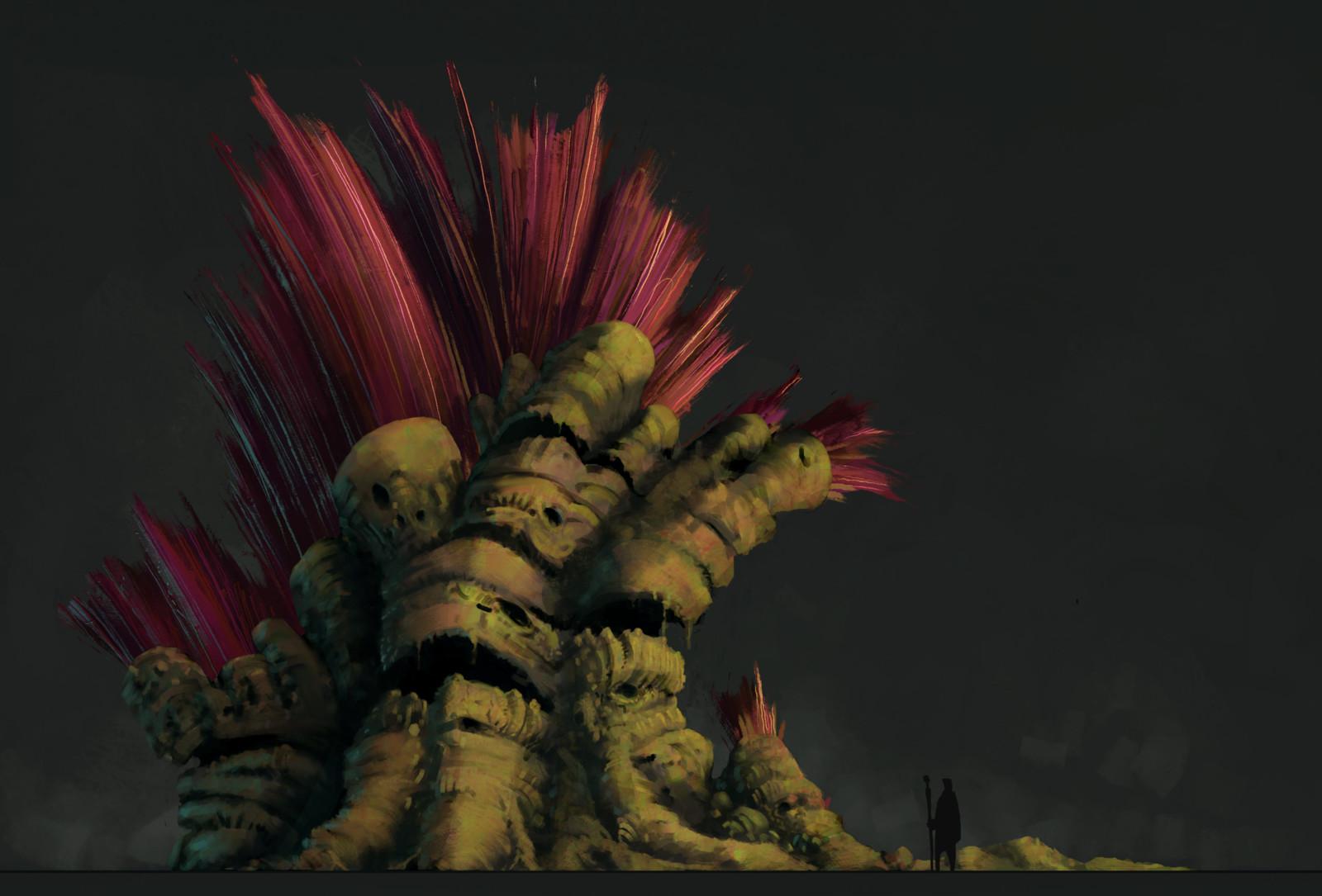 Alien trees 01
