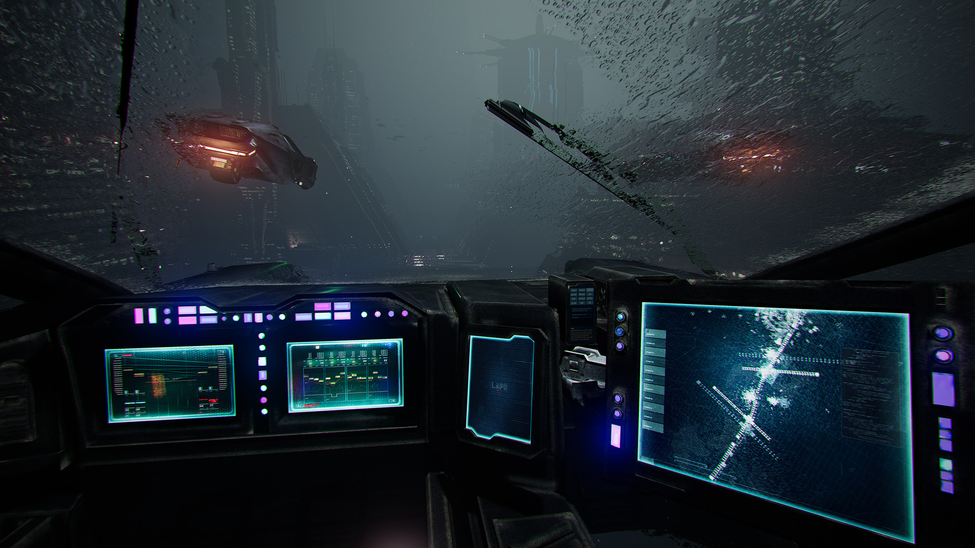 Blade Runner - Spinner Interior by Frank Capezzuto III ...