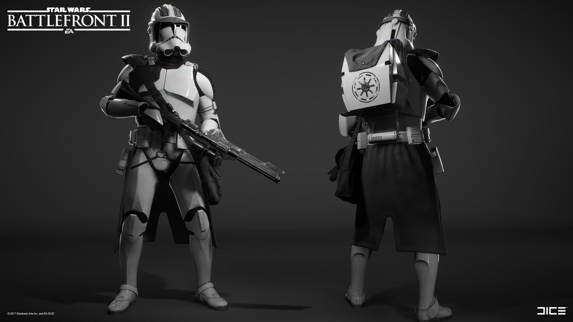 björn arvidsson star wars battlefront 2 clone trooper heavy class