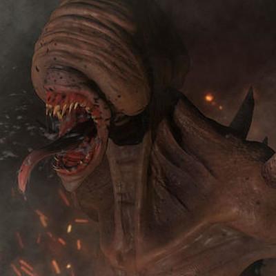 Chris rena monster 1