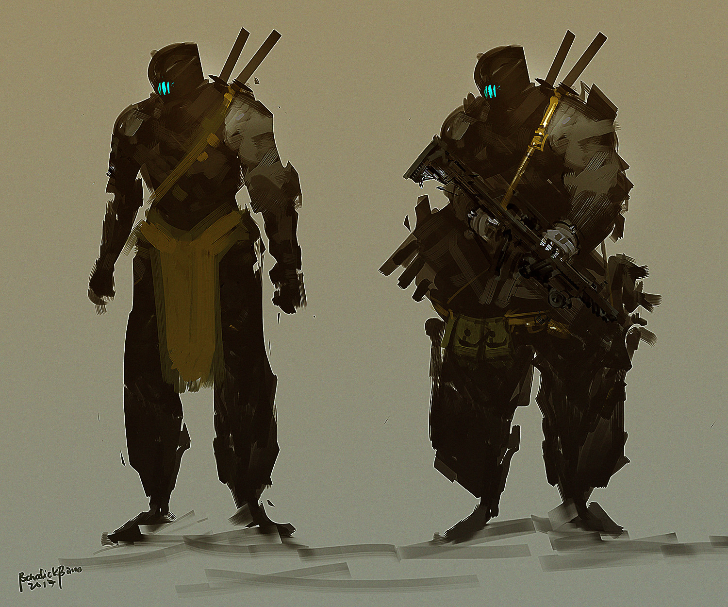 Benedick bana bounty hunter design lores2