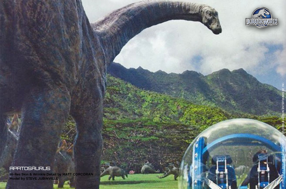 Matt corcoran apatosaurus1