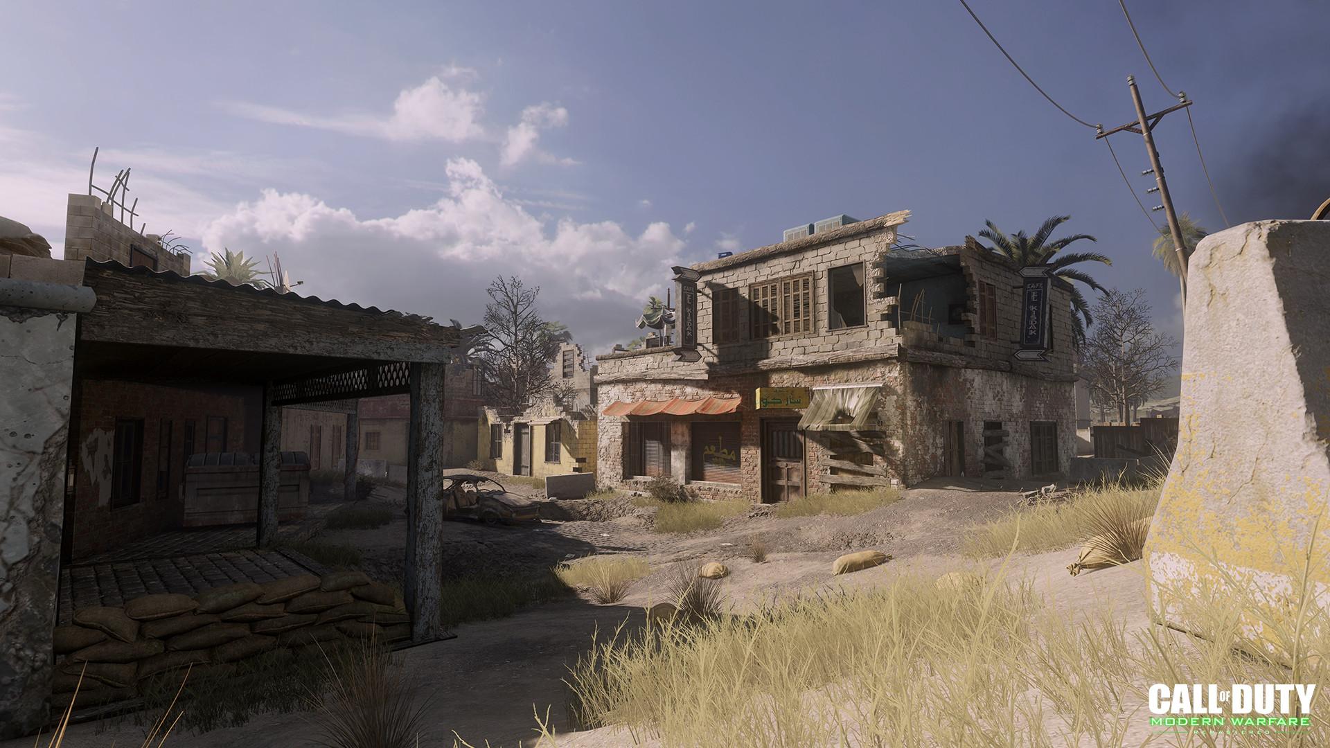 Artstation Call Of Duty Modern Warfare Remastered