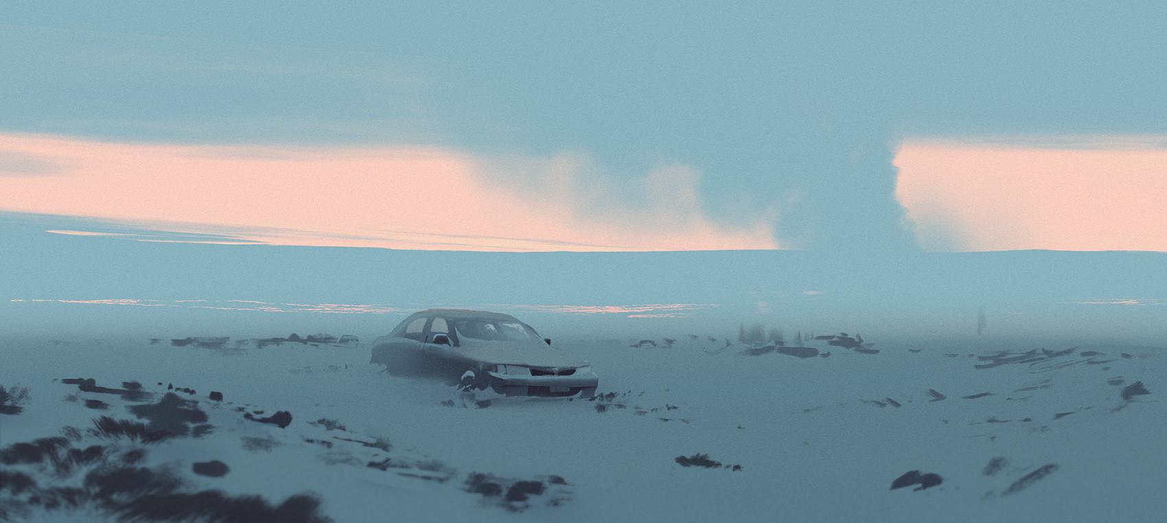 Nicodemus john mattisson abandonedcars