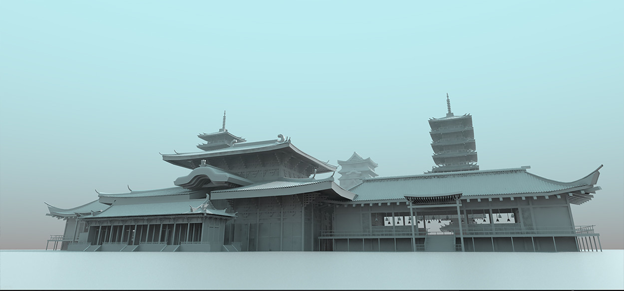 ArtStation - Snow Edo, Hebron PPG