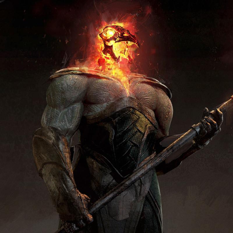 Thor Ragnarok : Surter's Guards