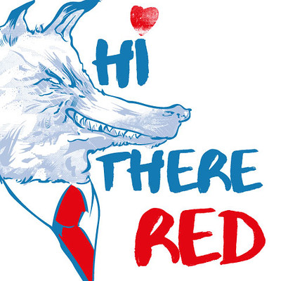 Txanly perez hi there red blue