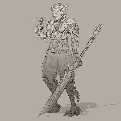 Drelis myriddian knight1ag