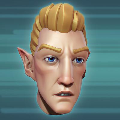 Marian merforth elf boy