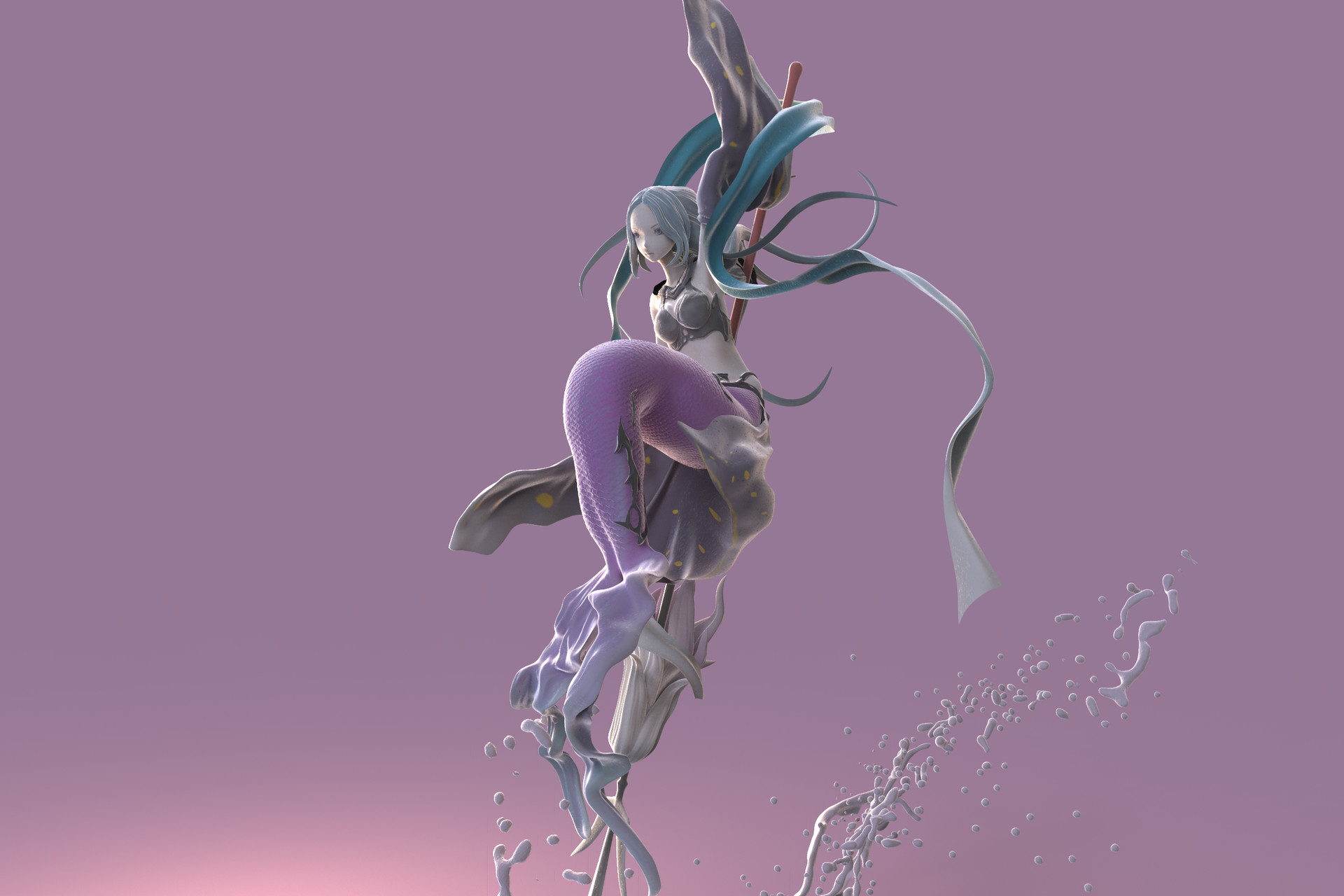 Masatomo suzuki mermaid05
