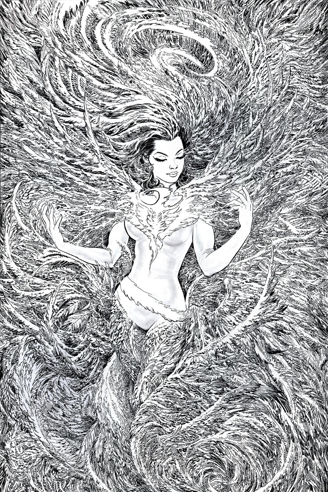Phoenix Resurrection Inks