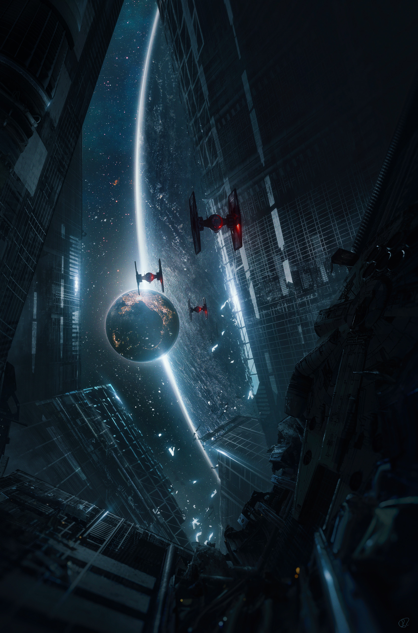 Jessica rossier hide and seek fanart starwars the last jedi jessica rossier