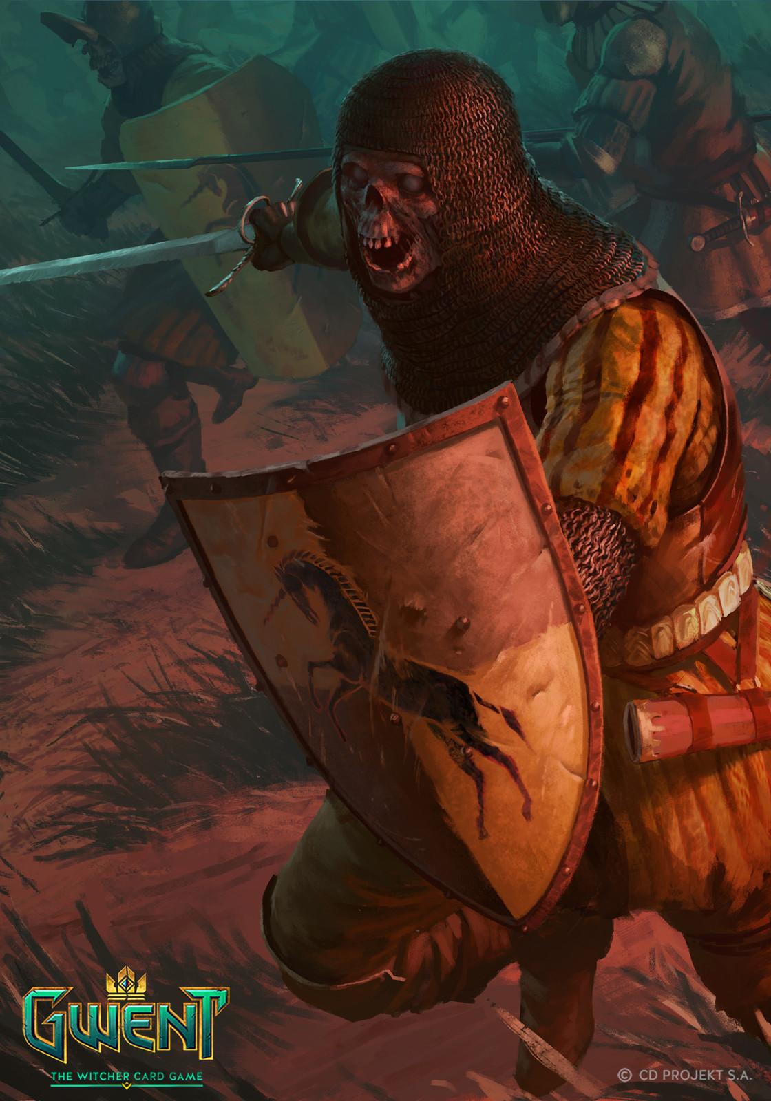 Cursed Kaedweni Soldier