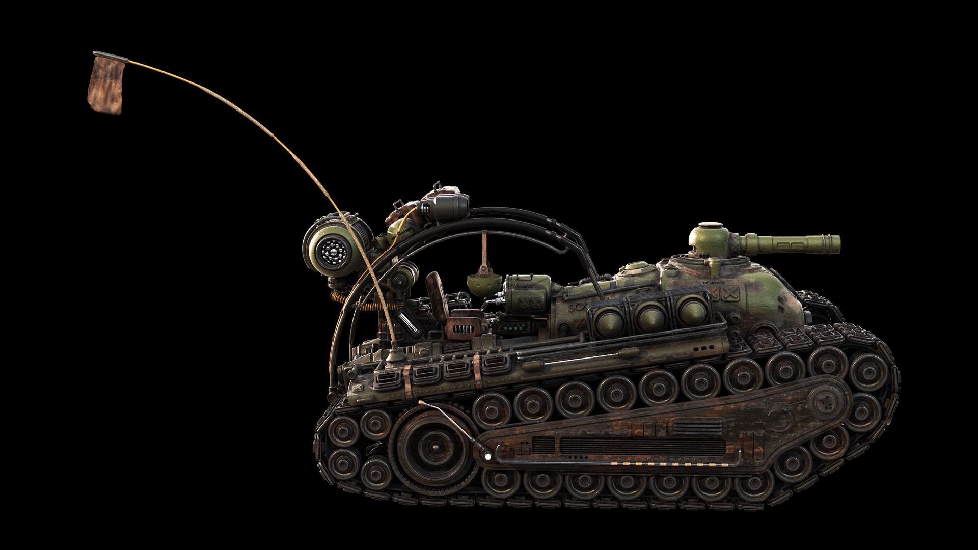 Antoni depowski tank antonidepowski 3
