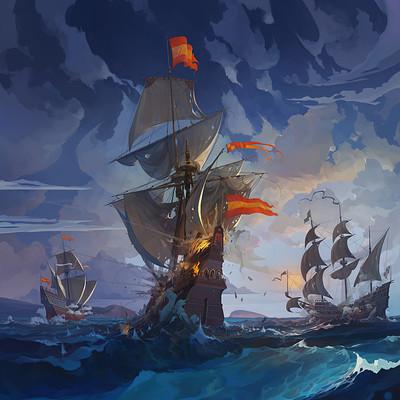Igor artyomenko ships5