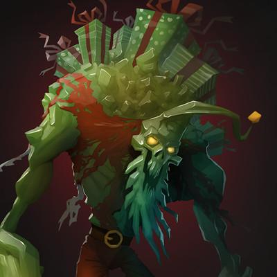 Ivan nikulin zombie claus 00