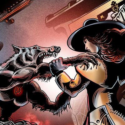 Wolfshead Attack