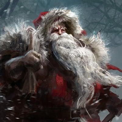 Conor burke 171224 santa