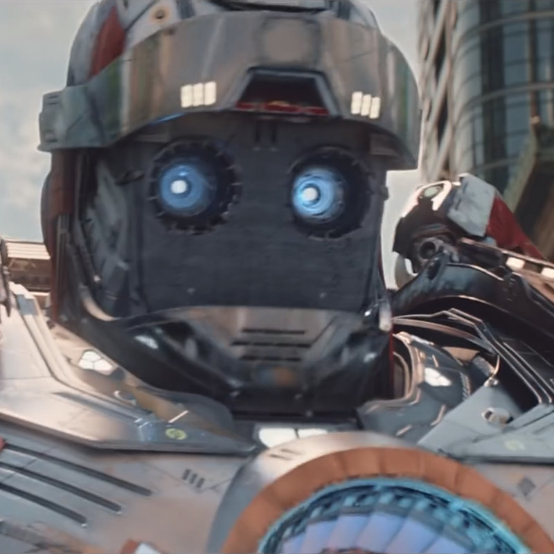 Daloc the Robot