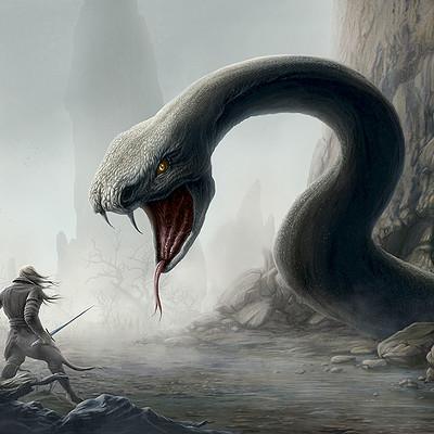 Marc dufosset snakehunter 1780pix rvb