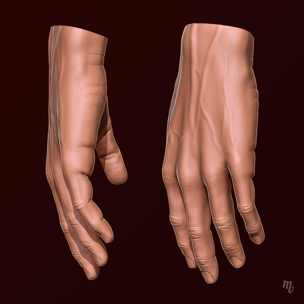 Marc virgili hand 06