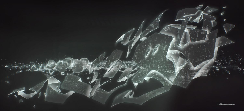 Cyber Graffiti -魂-