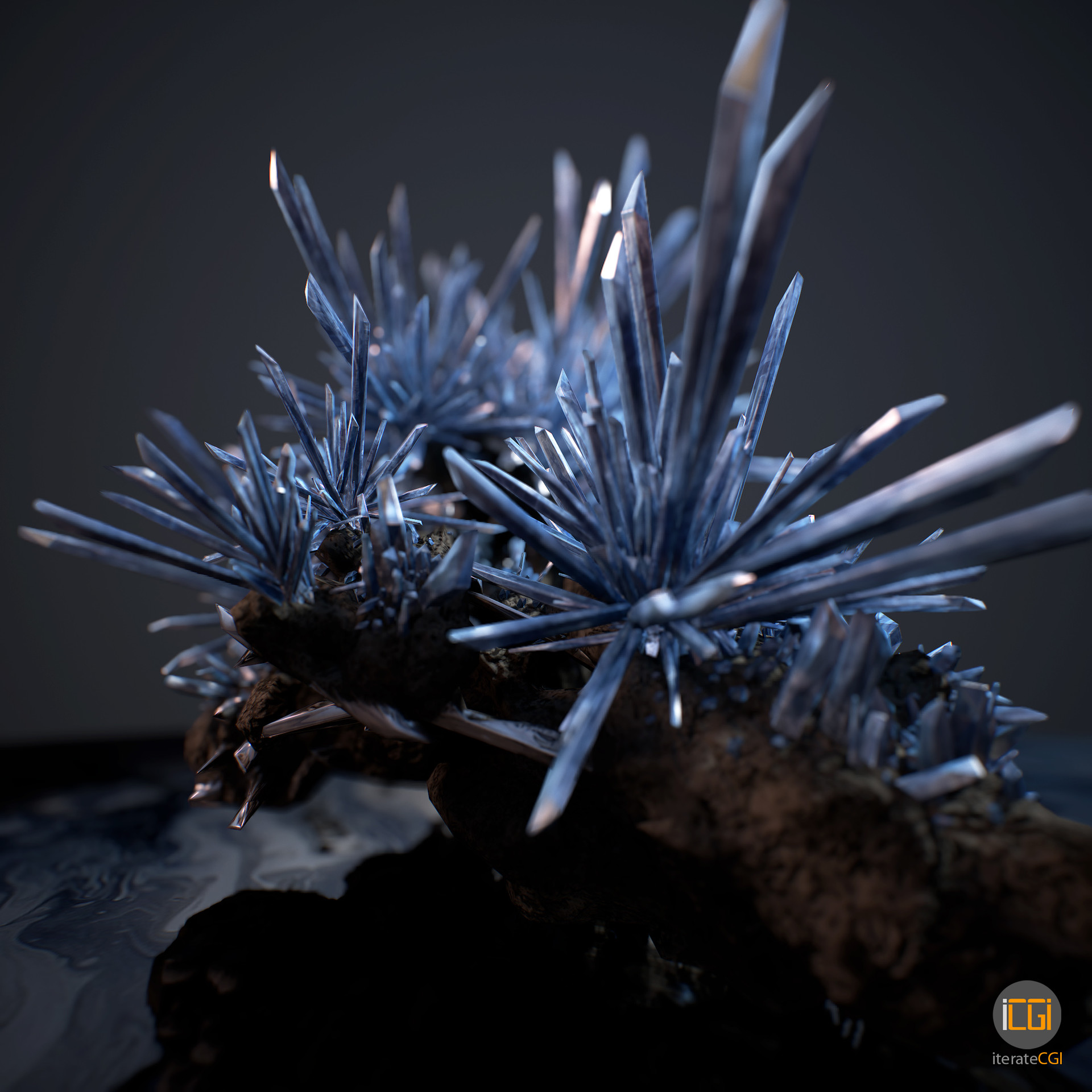 Johan de leenheer 3d cristals preview12