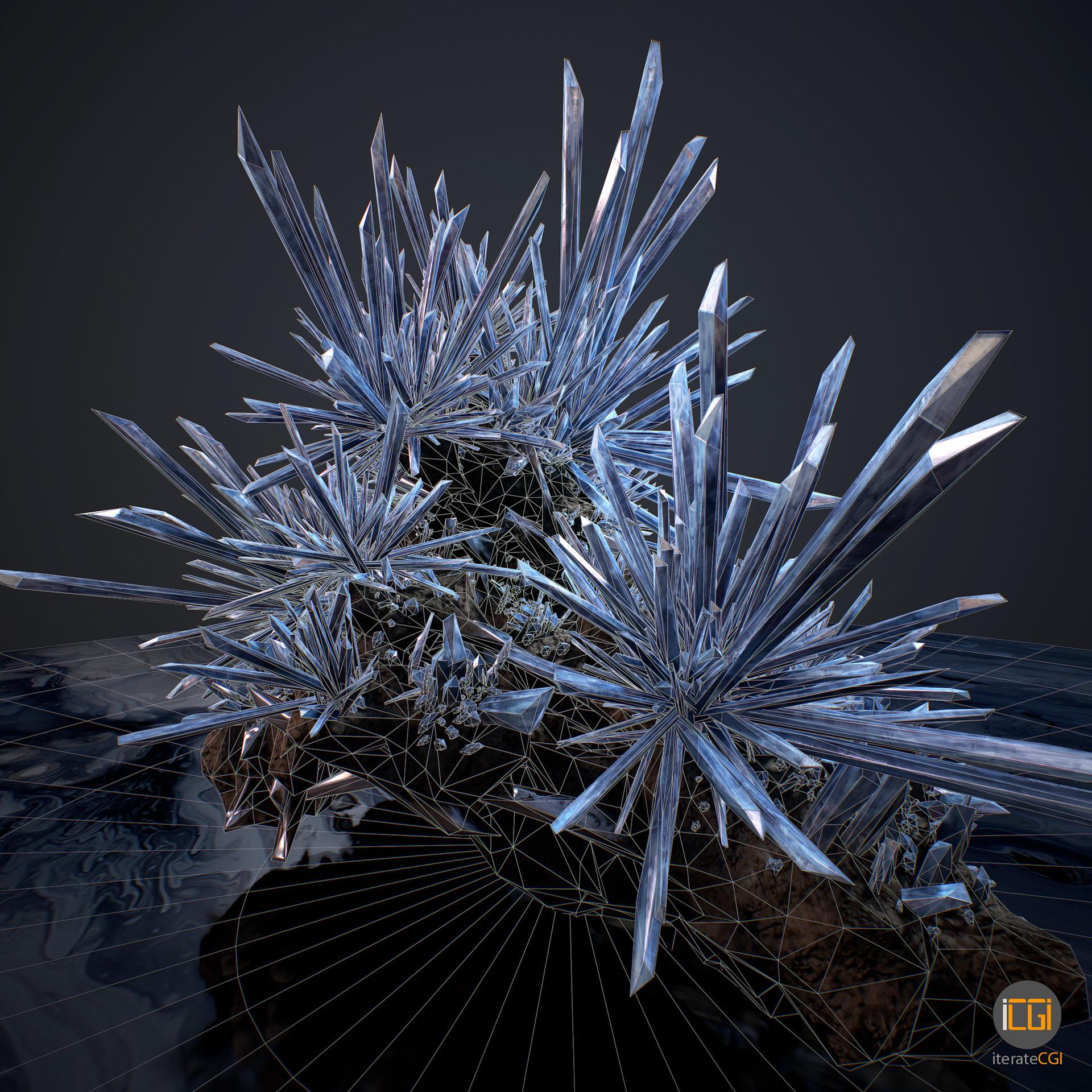 Johan de leenheer 3d cristals preview14