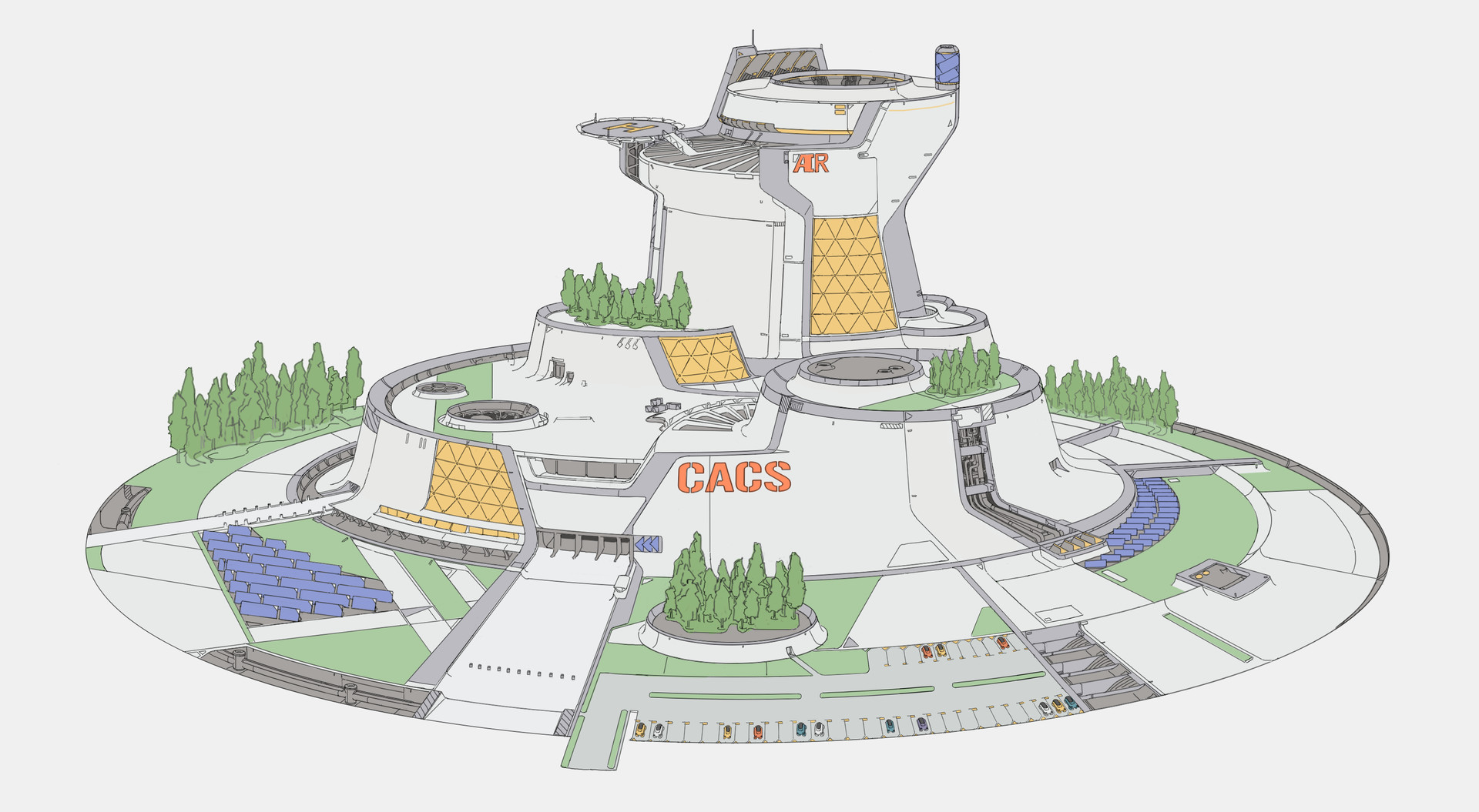 jason song - city air circulation system