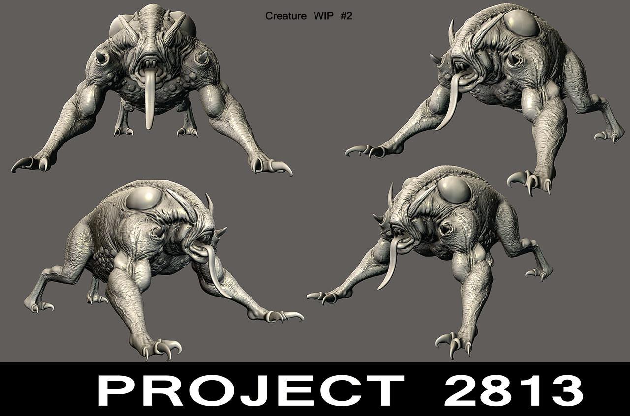 Wayne robson creaturewip3 med