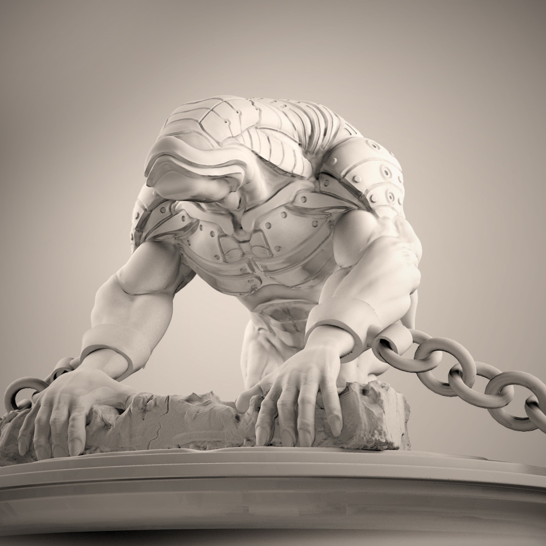 Wayne robson monster1
