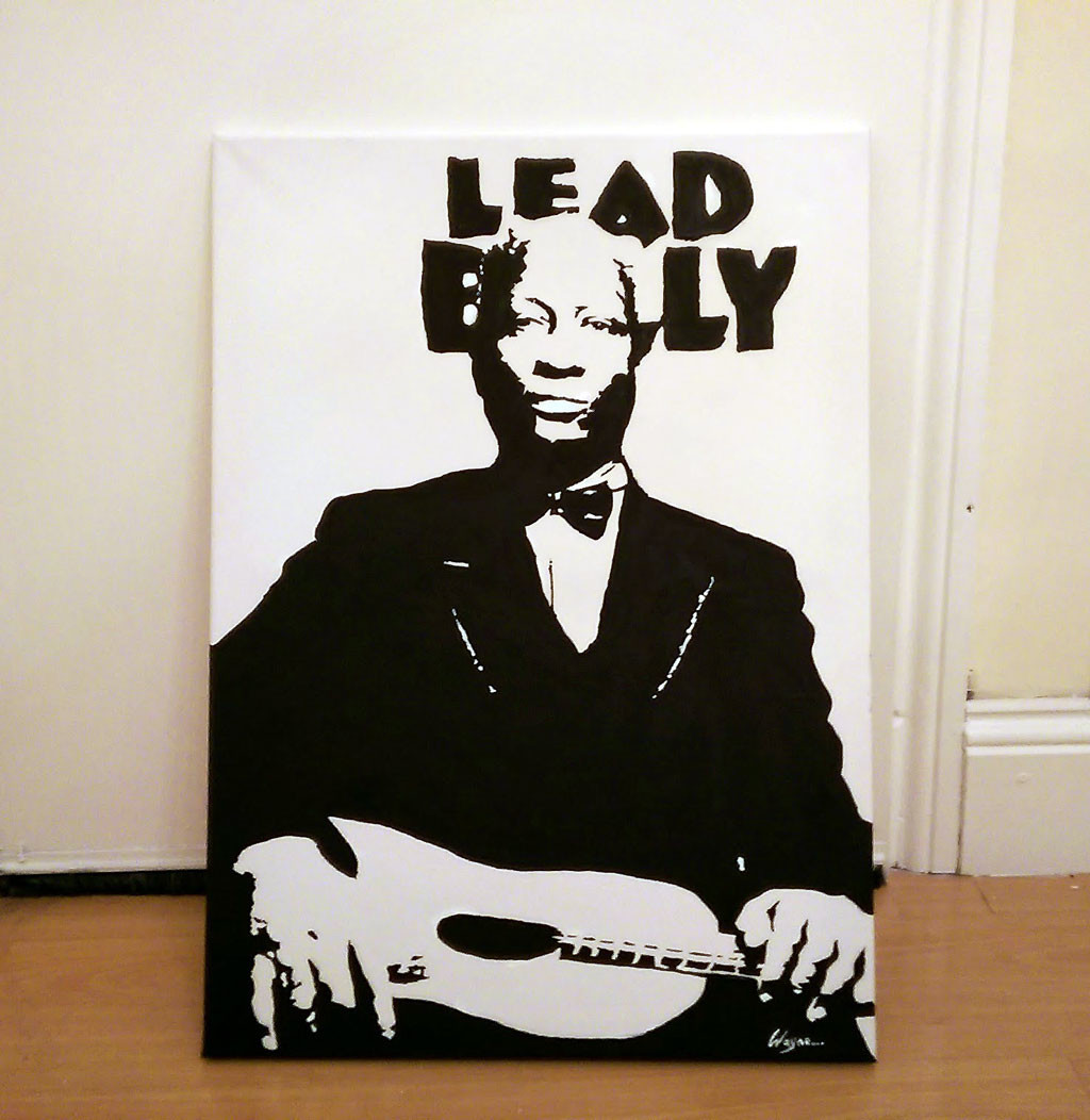 Wayne robson leadbelly final