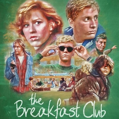 Sorin ilie the breakfast club poster res