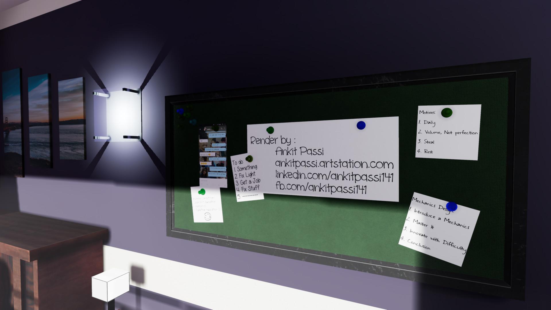 Realisitic Apartment Design using Unreal Engine 4