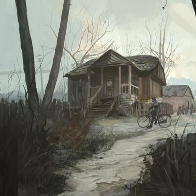 Mateusz michalski old house duzy