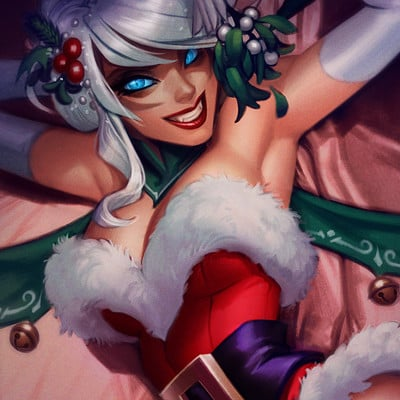 Jessica oyhenart christmaseve