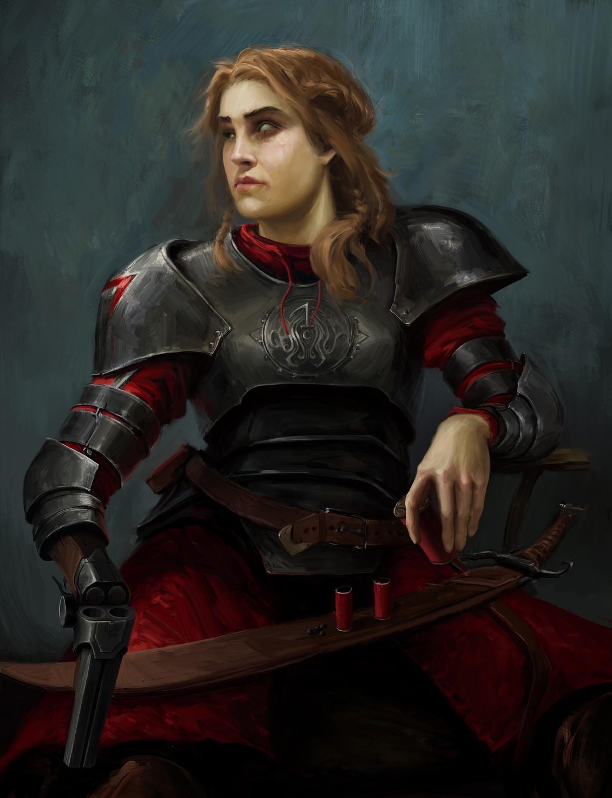Commander Initia
