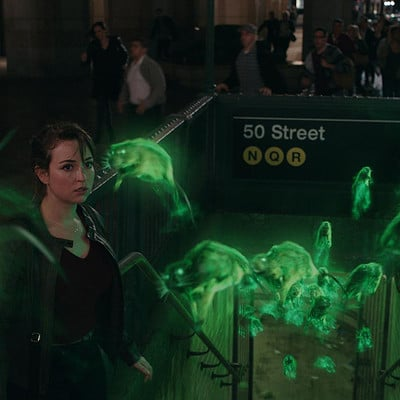 Timothy eustace major ghostbusters vfx breakdown by iloura 02