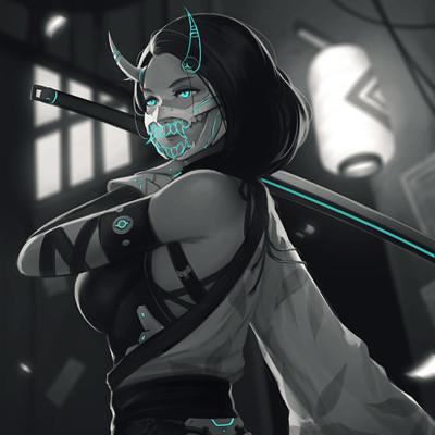 Koyori n bounty hunter 2 animated