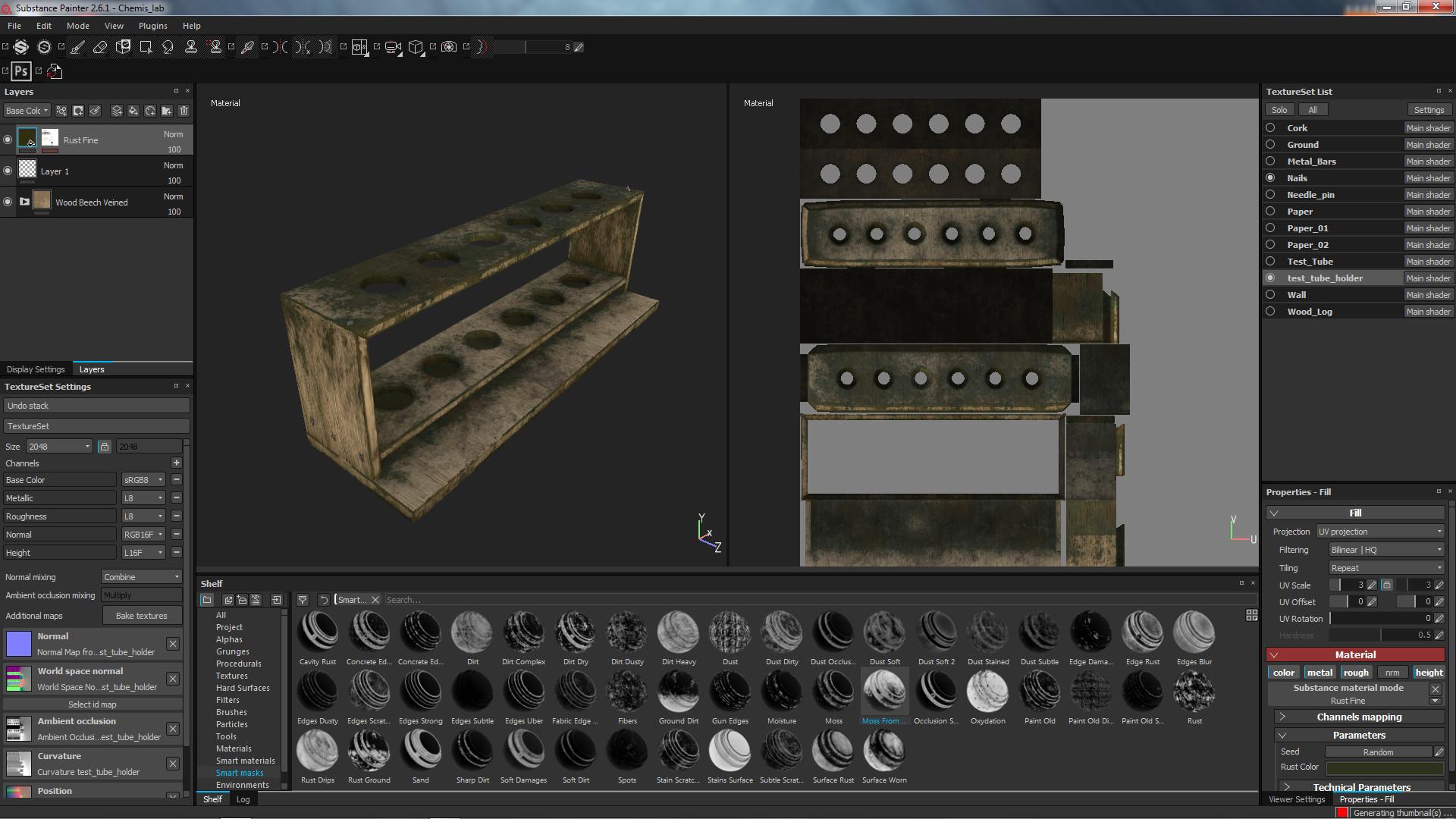 Ravissen carpenen screenshot 01