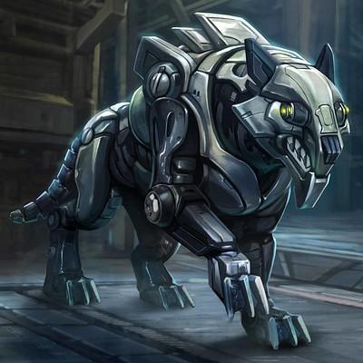 Egil thompson cyberwolf